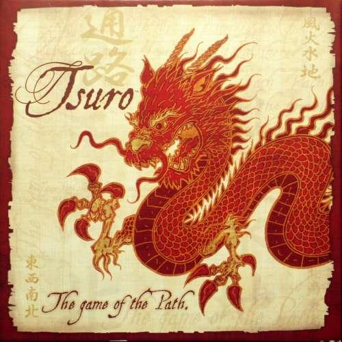 Tsuro - настолна игра