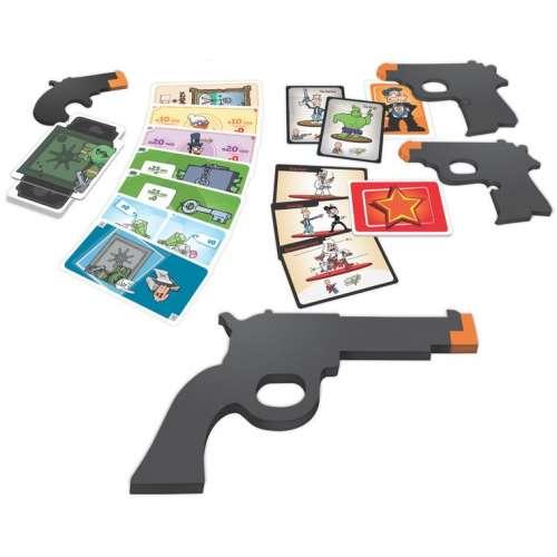 Ca$h 'n Guns (Second Edition): More Cash 'n More Guns - разширение за настолна игра