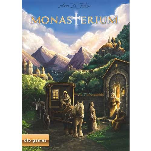Monasterium - настолна игра