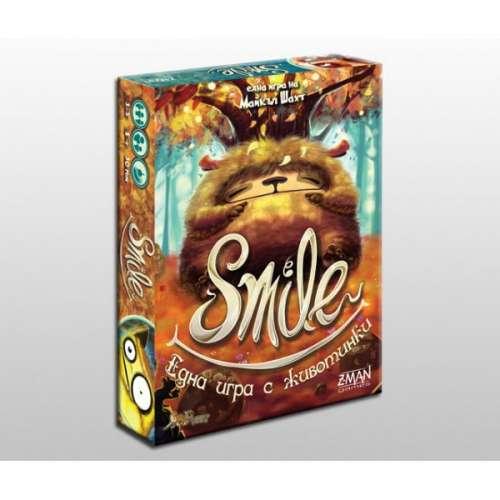 Smile - настолна игра