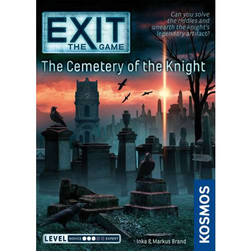 Exit: The Game – The Cemetery of the Knight - настолна игра