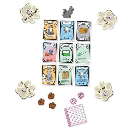 Cat Lady: Box of Treats - разширение за настолна игра