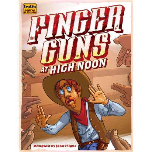 Finger Guns at High Noon - настолна игра