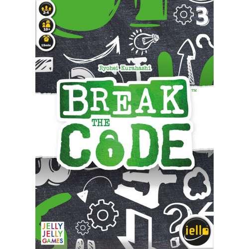 Break the Code (ударена кутия) - настолна игра