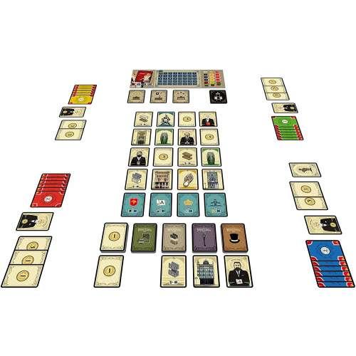 Bruxelles 1897 - настолна игра