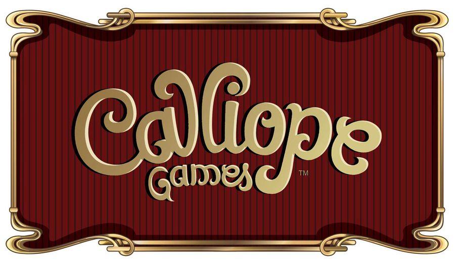 Настолна игра - Издател Calliope Games