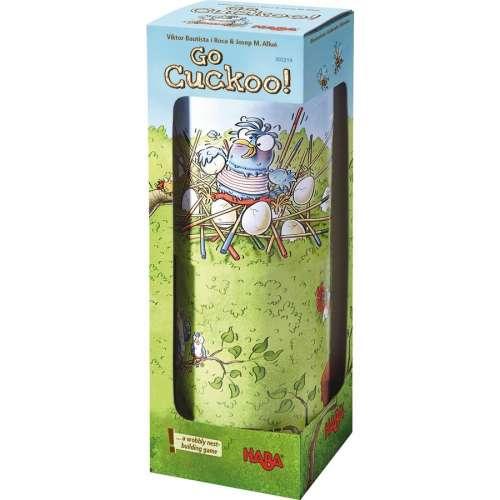 Кукувиче гнездо (Go Cuckoo!) - настолна игра