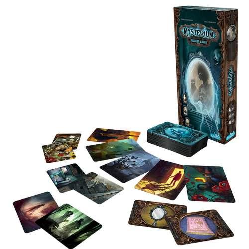 Mysterium: Secrets & Lies - разширение за настолна игра