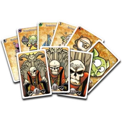 Да, Тъмни Господарю! (Aye, Dark Overlord! The Red Box) - настолна игра