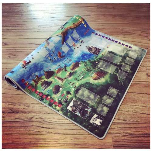 Raiders of the North Sea Playmat