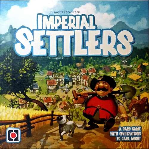 Imperial Settlers - настолна игра