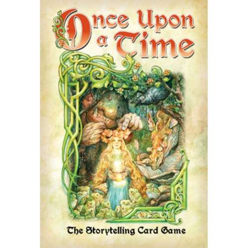 Once Upon a Time: The Storytelling Card Game - настолна игра