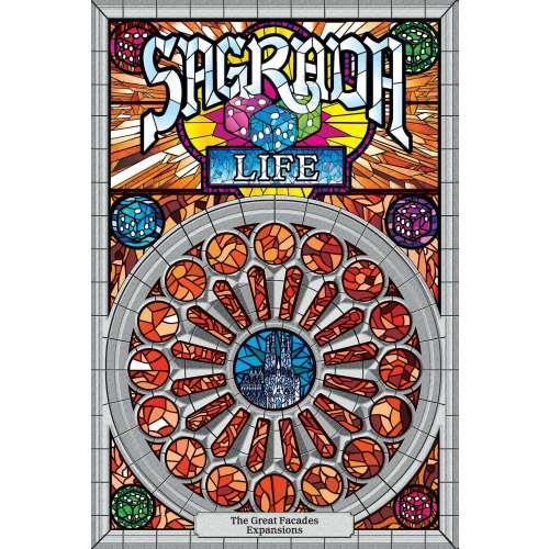 Sagrada: The Great Facades – Life - разширение за настолна игра