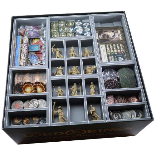 The Lord of the Rings: Journeys in Middle-Еarth – Folded Space Organiser