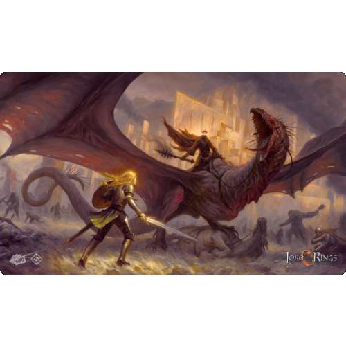 Flame of the West Playmat (Lord of the Rings LCG)
