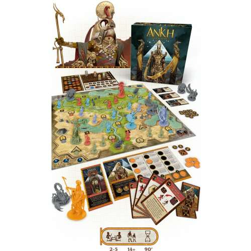 Ankh: Gods of Egypt - настолна игра