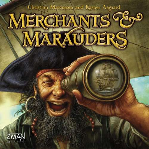 Merchants & Marauders - настолна игра