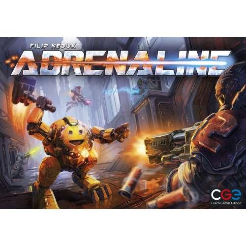 Adrenaline - настолна игра