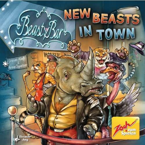 Beasty Bar: New Beasts in Town - настолна игра