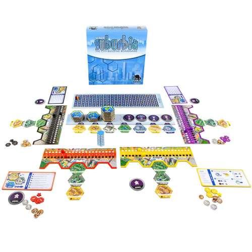 Suburbia (Second Edition) - настолна игра