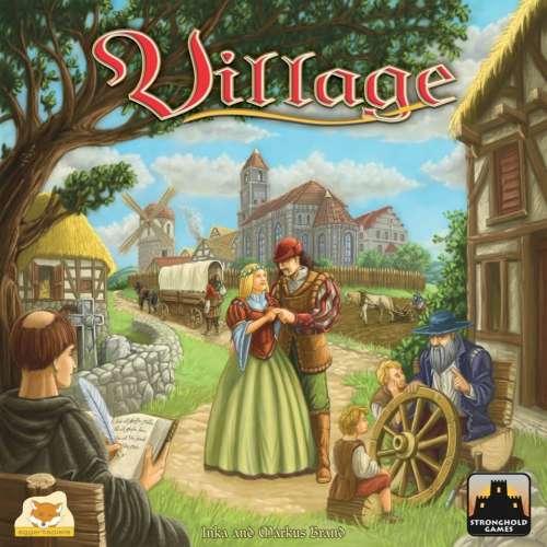Village - настолна игра