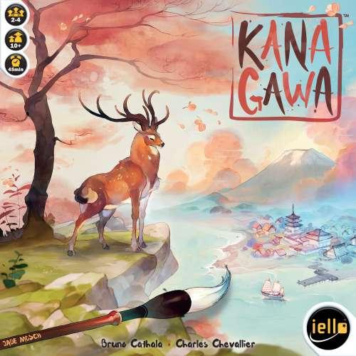 Kanagawa - настолна игра