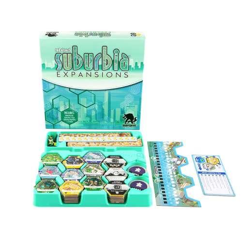 Suburbia Expansions (Second edition) - разширение за настолна игра