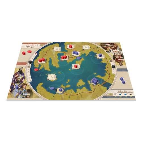 300: Earth & Water - настолна игра
