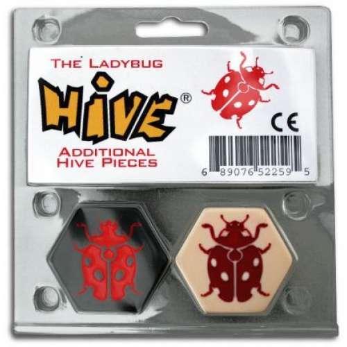 Hive: The Ladybug - разширение за настолна игра