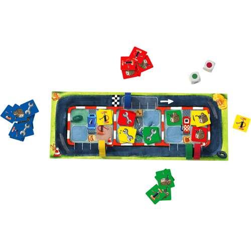 Пит-стоп Формула 1 - настолна игра