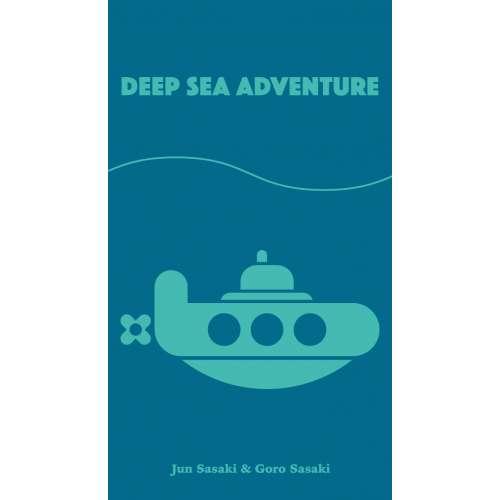 Deep Sea Adventure - настолна игра