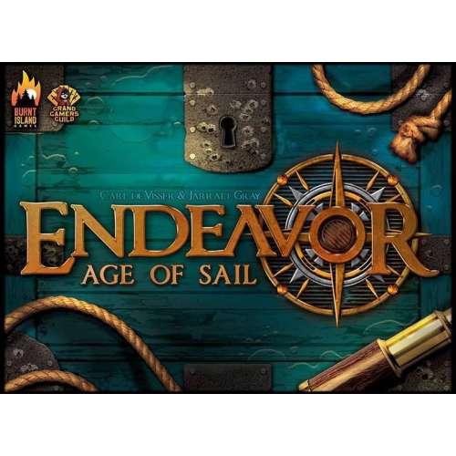 Endeavor: Age of Sail - настолна игра