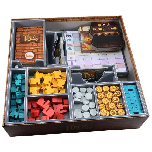 Tiny Towns - Folded Space Organiser