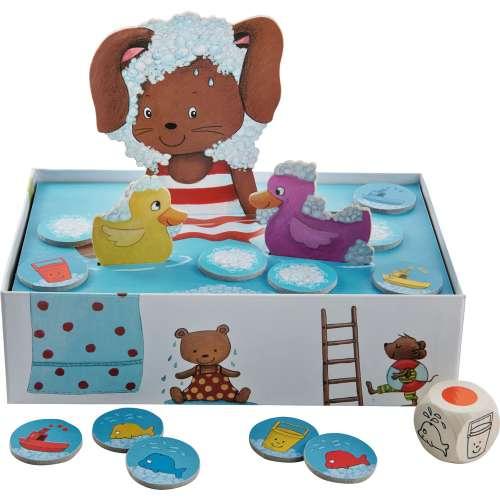 Ваната на зайчето (Bubble Bath Bunny) - настолна игра