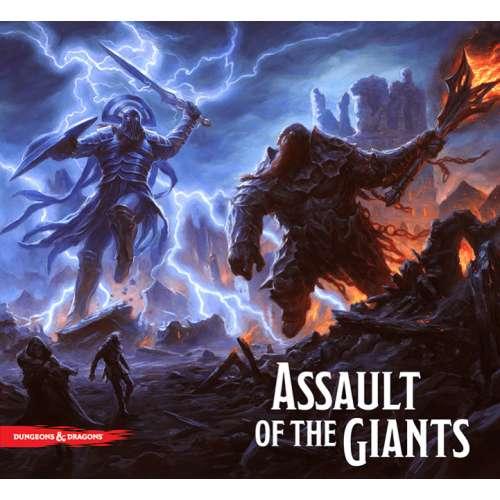 Dungeons & Dragons: Assault of the Giants - настолна игра