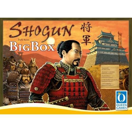 Shogun Big Box - настолна игра