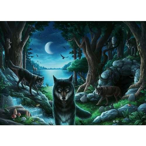 Exit Puzzle: The Curse of the Wolves - пъзел със загадки
