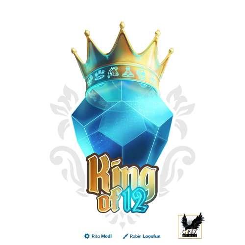 King of 12 (+ Promo Pack) - настолна игра