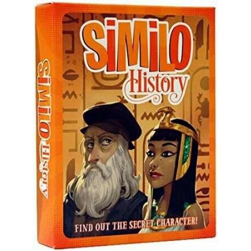Similo: History - настолна игра