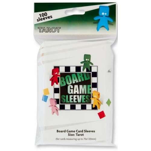 Arcane Tinmen Board Games Sleeves (Clear) - 70 x 120 mm
