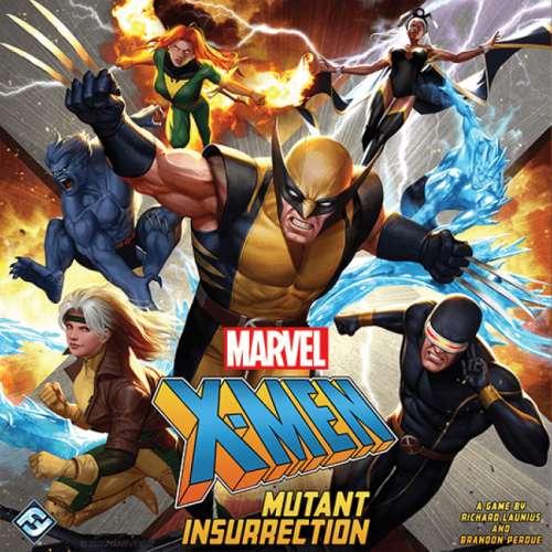 X-Men: Mutant Insurrection - настолна игра