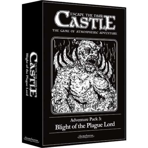 Escape the Dark Castle: Adventure Pack 3 – Blight of the Plague Lord - разширение за настолна игра
