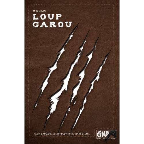 Loup Garou - книга-игра