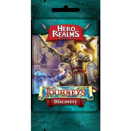 Hero Realms: Journeys – Discovery - разширение за настолна игра