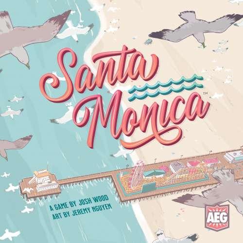 Santa Monica - настолна игра
