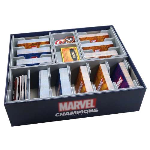 Marvel Champions: The Card Game - Folded Space Organiser