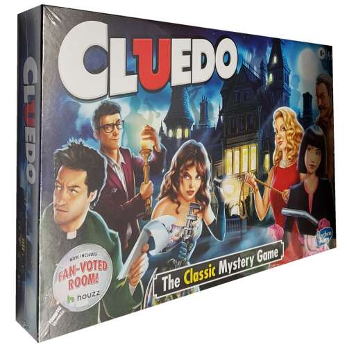 Cluedo (Clue): The Classic Mystery Game - настолна игра