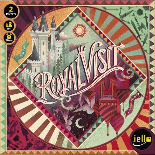 Royal Visit (2021 Edition) - настолна игра