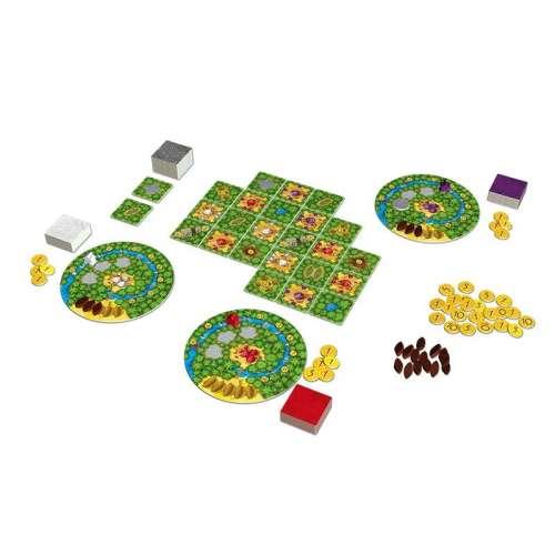 Какао (Cacao) - настолна игра