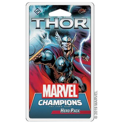 Marvel Champions: The Card Game – Thor Hero Pack - разширение за настолна игра